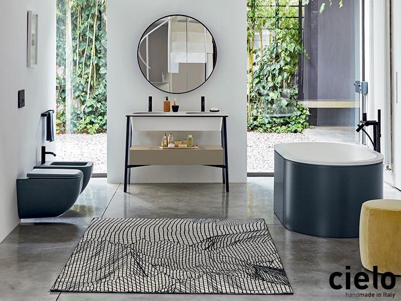 mobili arredo bagno cielo carboni casa