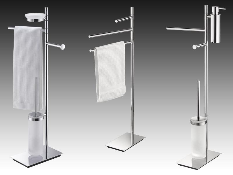 Accessori per il bagno colombo design carboni casa for Accessori per bagno design