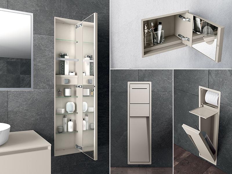 Accessori per il bagno inda carboni casa for Accessori bagno inda