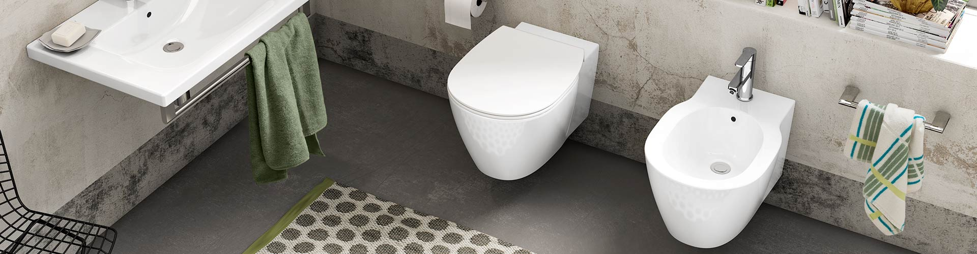 Sanitari bagno ideal standard carboni casa for Sanitari bagno ideal standard