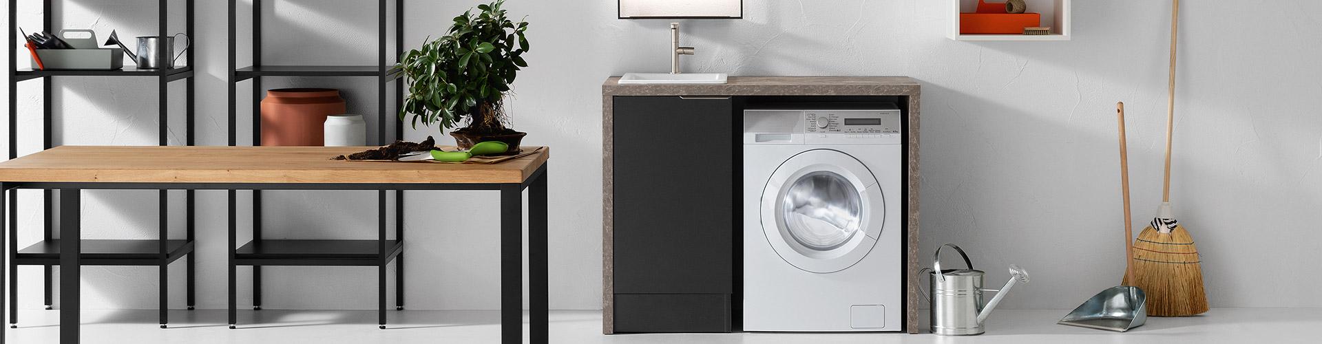 Lavanderia bagno compab carboni casa - Bagno e lavanderia ...