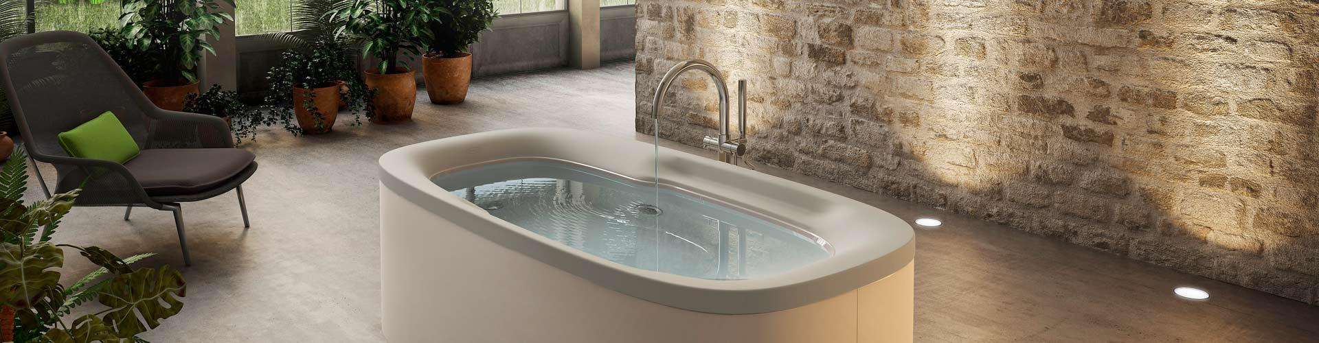Vasche da bagno jacuzzi carboni casa for Vasche da bagno jacuzzi